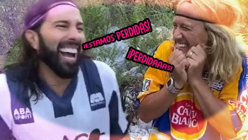 """El Matador volvió a romper TikTok y ahora """"se perdió"""" con Poncho DeNigris"""