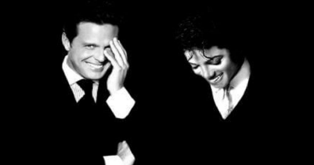 ¡¿KHÉ?! Luis Miguel y Michael Jackson cantan juntos en video viral