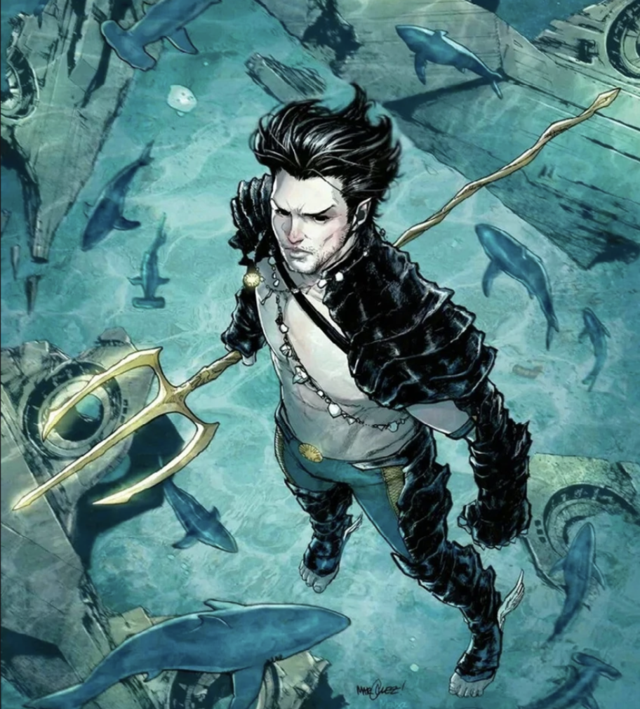 Namor The Illuminati Marvel.