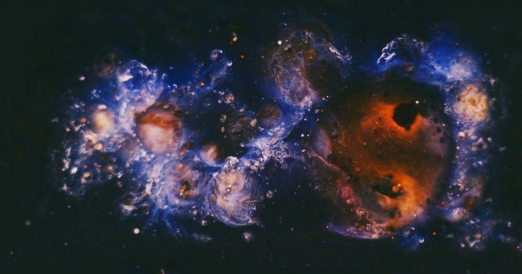KHÉ?: Detectan 4 objetos gigantes que parecen burbujas en el espacio profundo