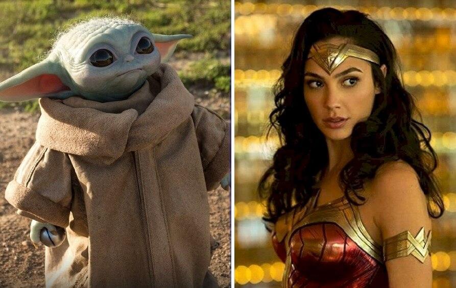 El actor del Mandalorian dice que prefiere trabajar con Gal Gadot que con Baby Yoda