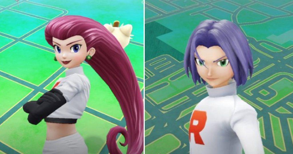Jessie y James llegan a Pokémon GO; ahora podrás enfrentar al Equipo Rocket