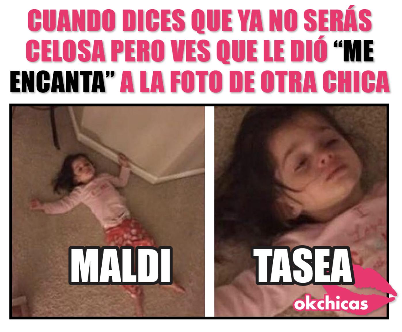 novia toxicas meme