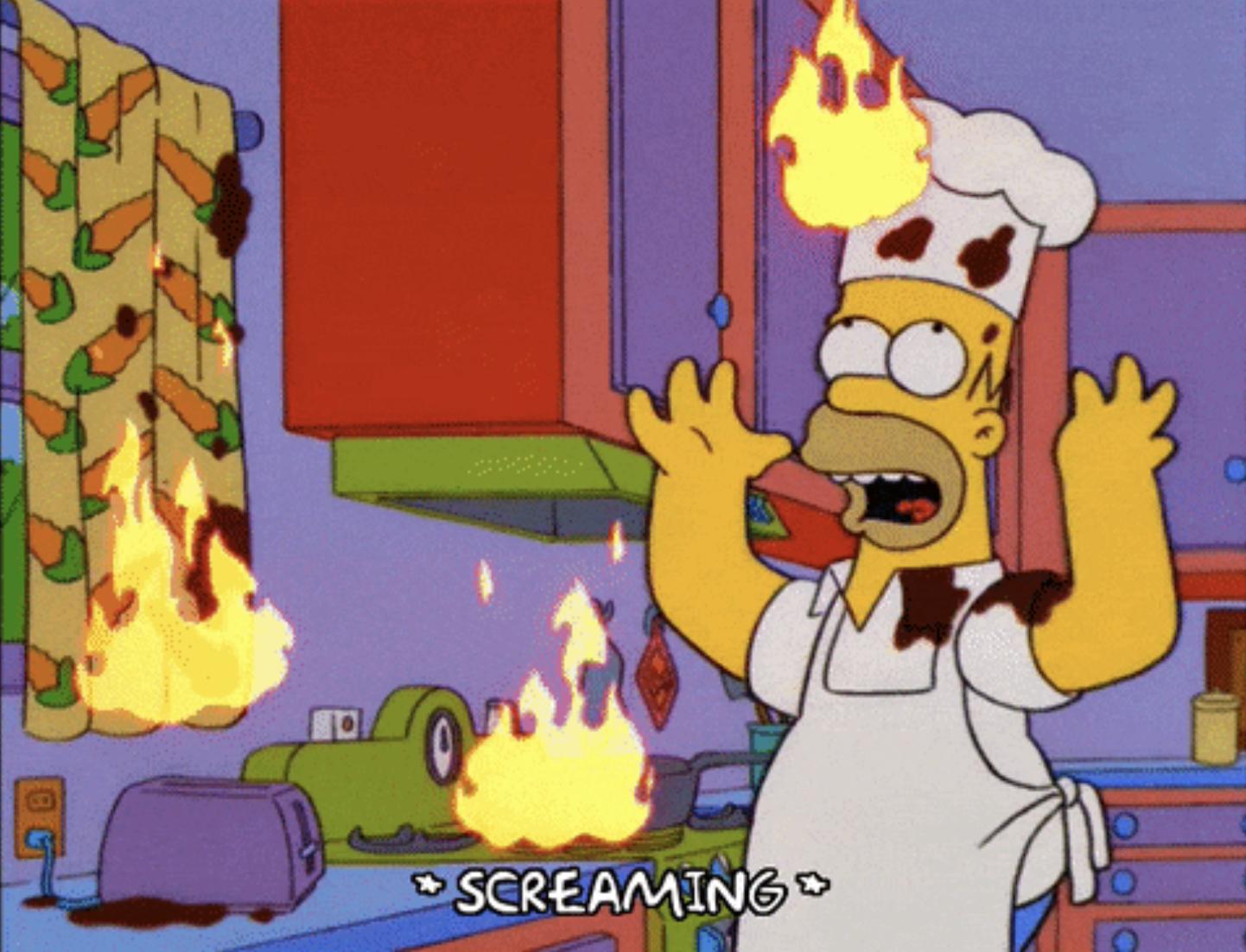 homero cocina