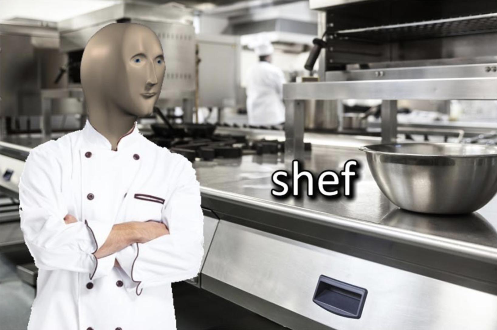 shef meme