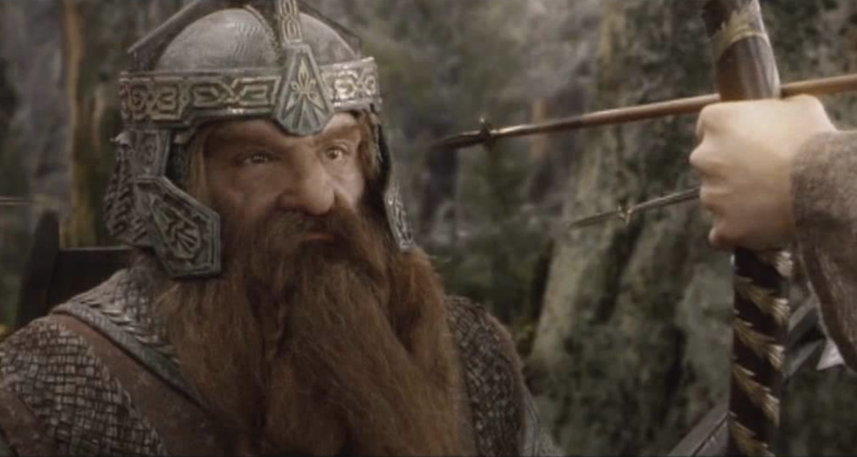 Lord of the Rings Gimli //Nota Dark