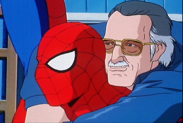 Stan Lee Spider-Man Animated Series
