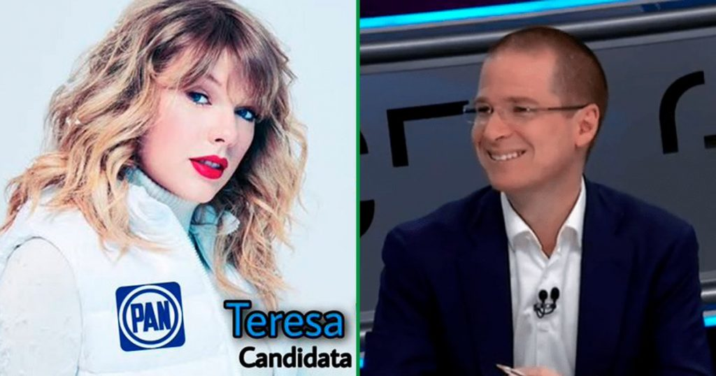 Taylor Swift candidata diputada PAN