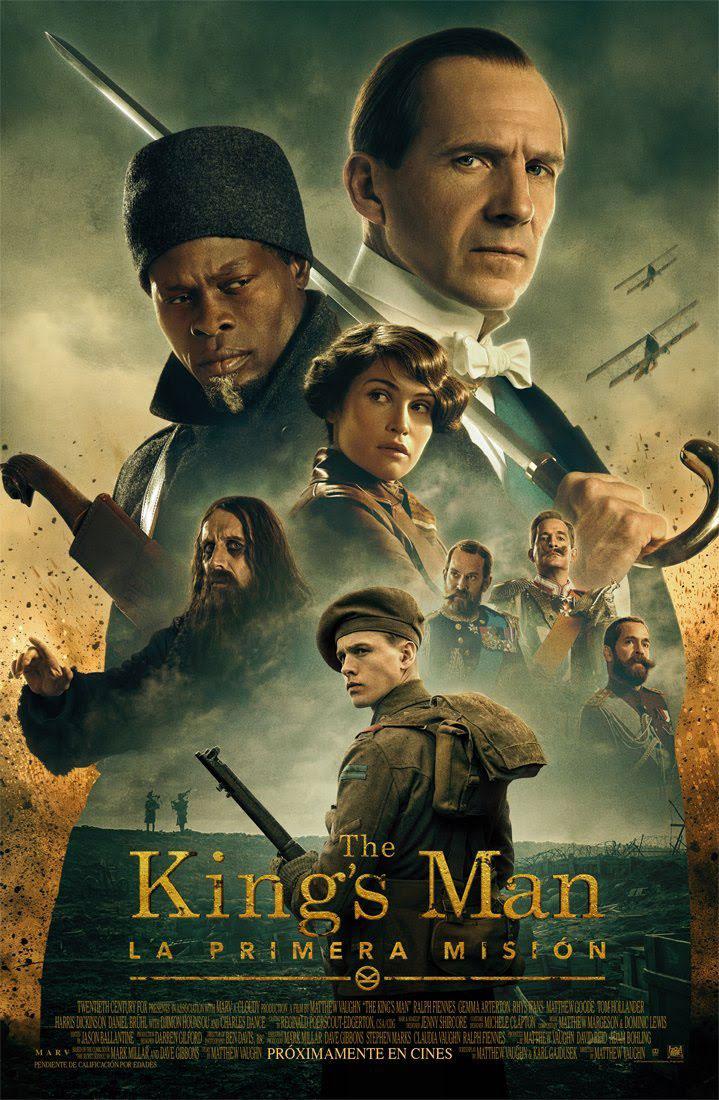 The King's Man // Hollywood Retraso