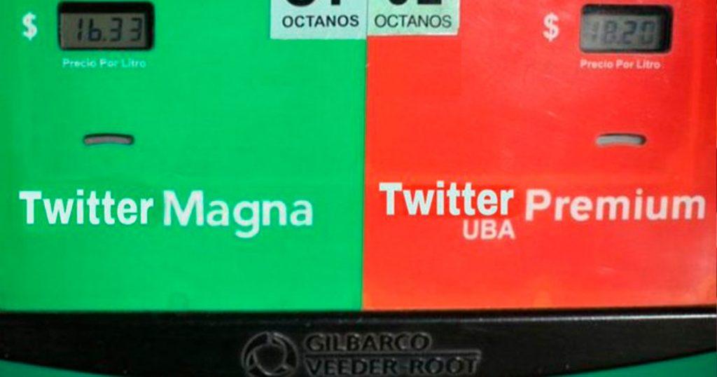 Twitter Premium funciones descargar ventajas