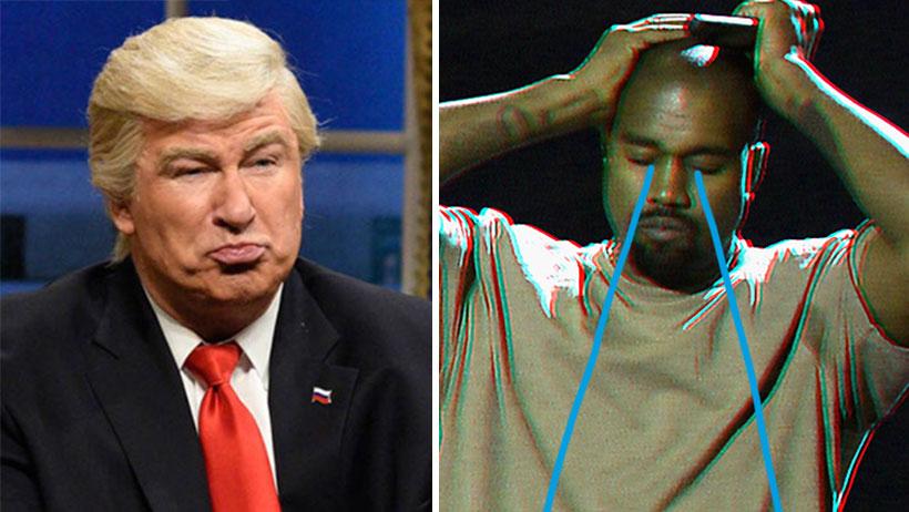 Kanye West renuncia a la candidatura al enterarse que diario tendrá que usar traje