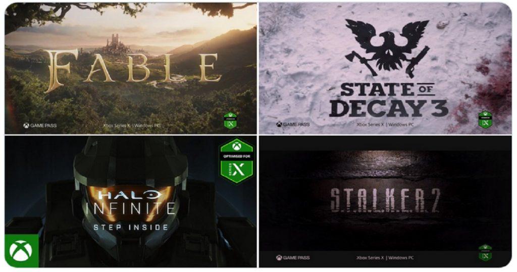 Resumen del Xbox Games Showcase: esto es todo lo que se anunció en el evento