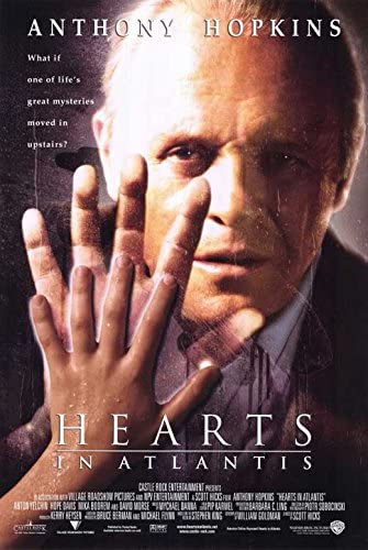 hearts of atlantis movie poster