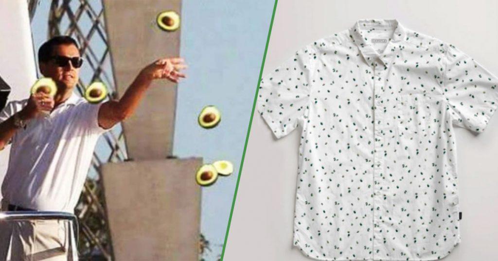 Ni los del Poli: Cadena de comida rápida usa las cáscaras de aguacate para hacer ropa