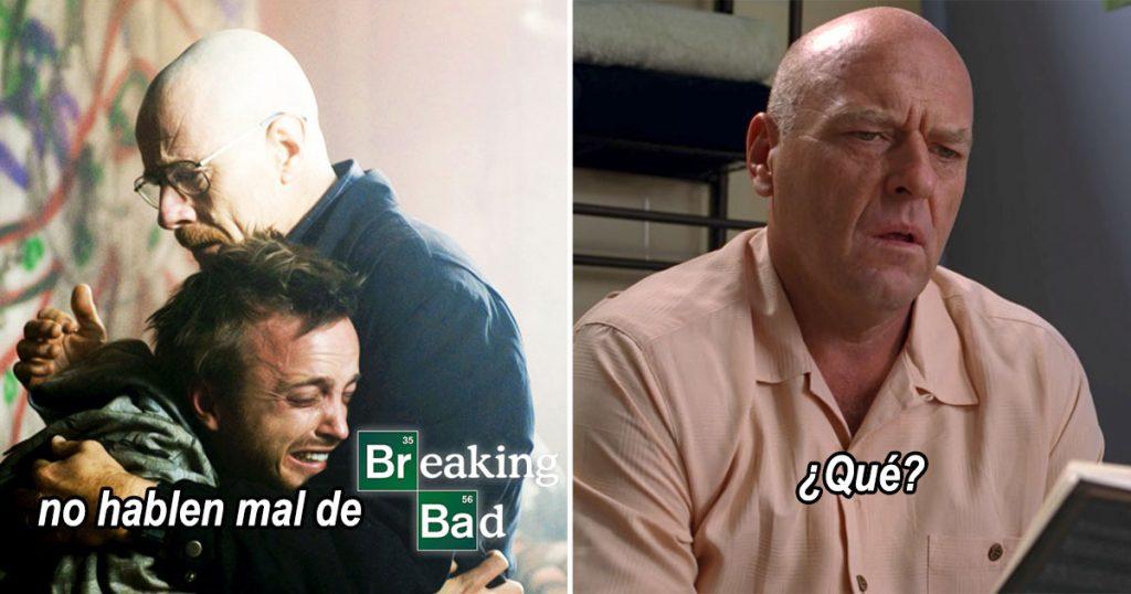 Breaking Bad, la mejor serie… después de estas 12 obras maestras