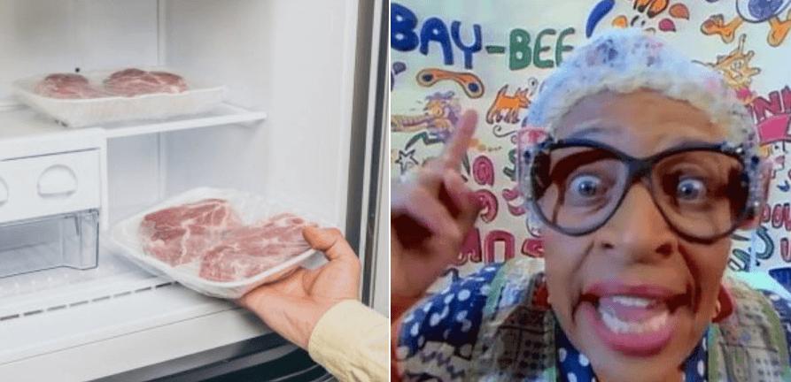 Policía fichará a personas que olviden sacar la carne del congelador cuando se los piden