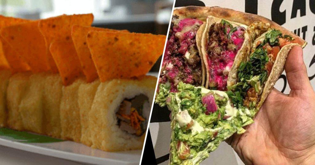 10 comidas extranjeras que los mexicanos mejoramos por mucho