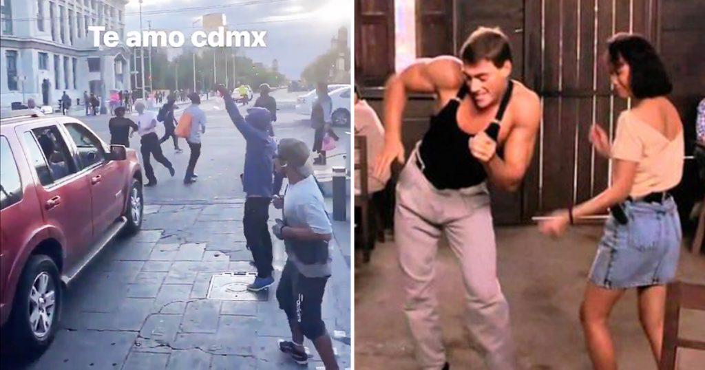 Cover CDMX La Chona Alto Baile