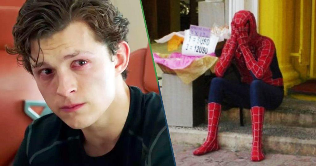 Cover Spider-Man 3 Homesick Marvel