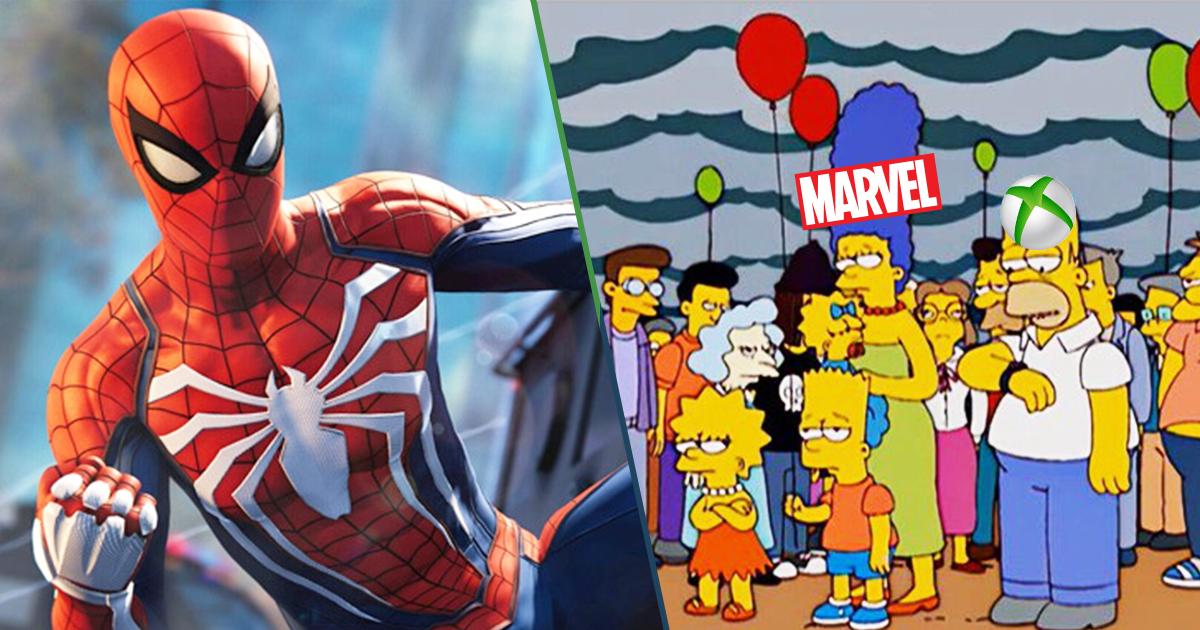 Cover Spider-Man Xbox Marvel's Avengers