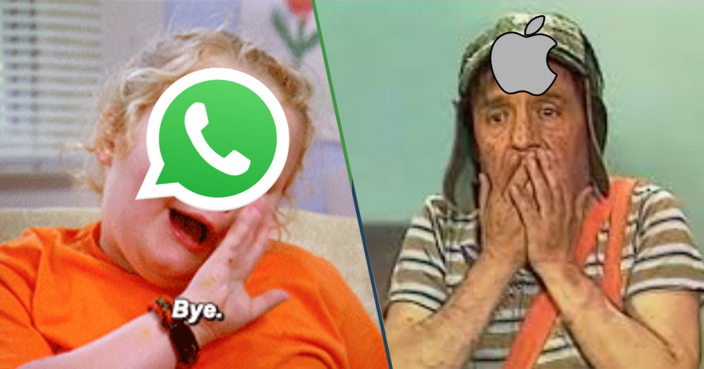 Cover WhatsApp Celulares iPhone