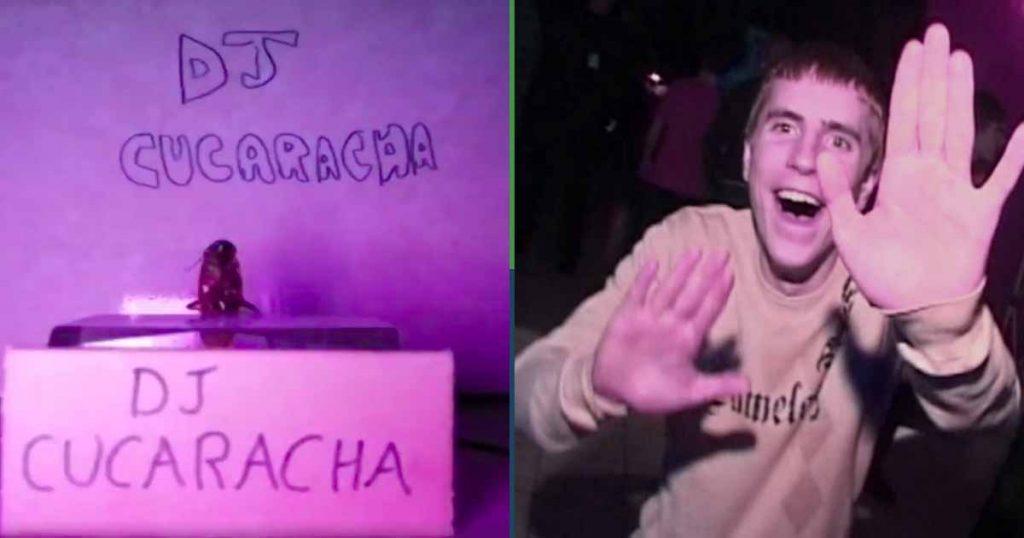 DJ Cucaracha Facebook