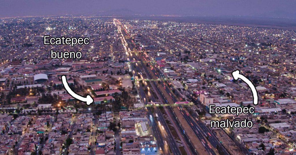 Ya párale 2020 nivel: planean dividir a Ecatepec y crear dos Ecatepecs