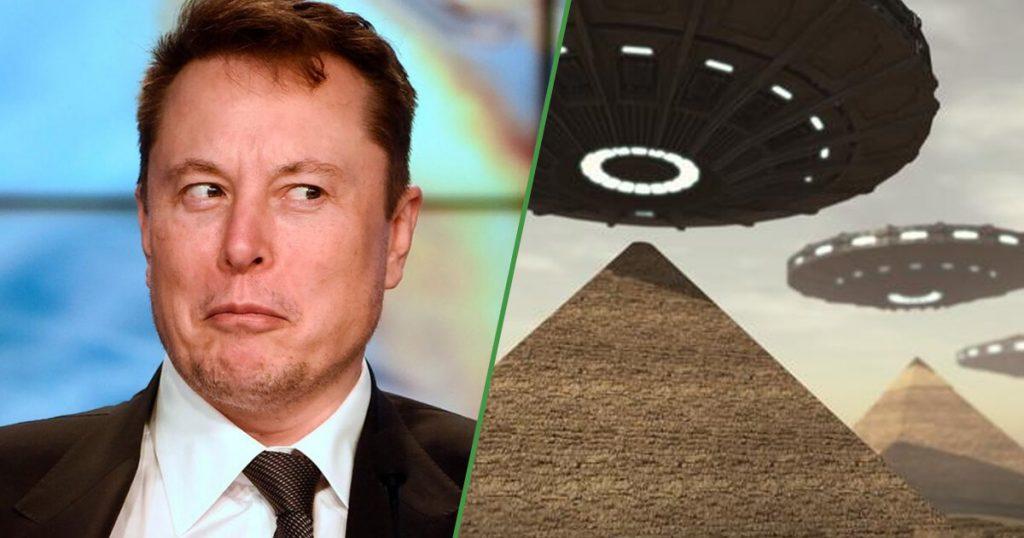 Quítenle internet al señor: Elon Musk dice que las pirámides las hicieron los aliens