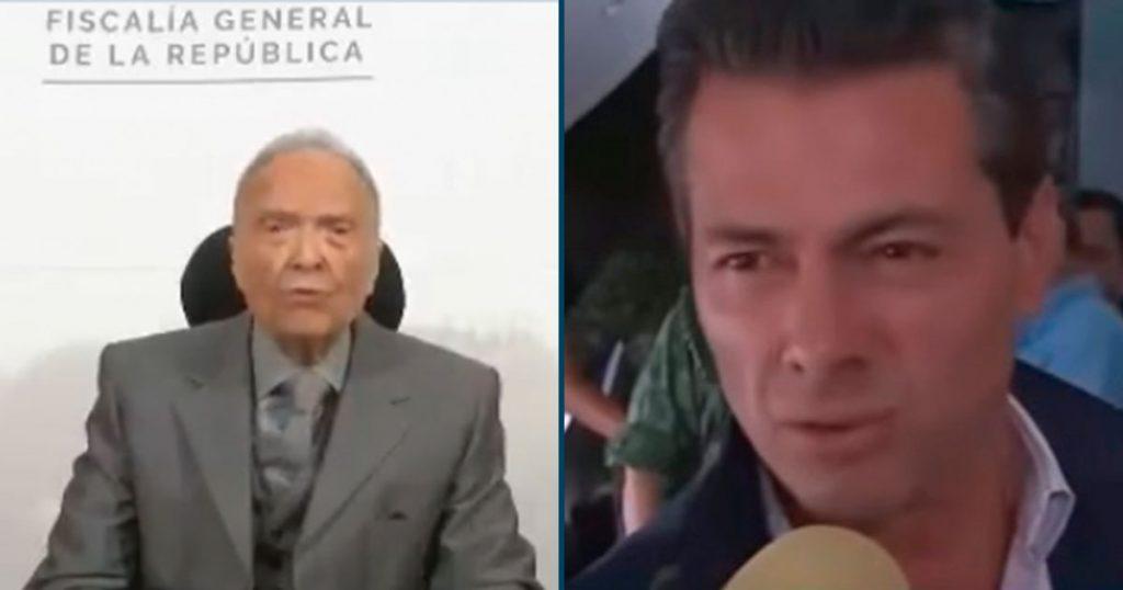 """Peña Nieto se defiende: """"fueron menos millones, como 500"""""""
