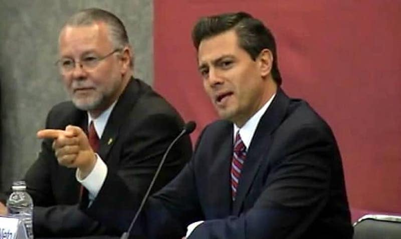 450 libros que Peña Nieto tendrá tiempo de leer si las declaraciones de Lozoya son reales