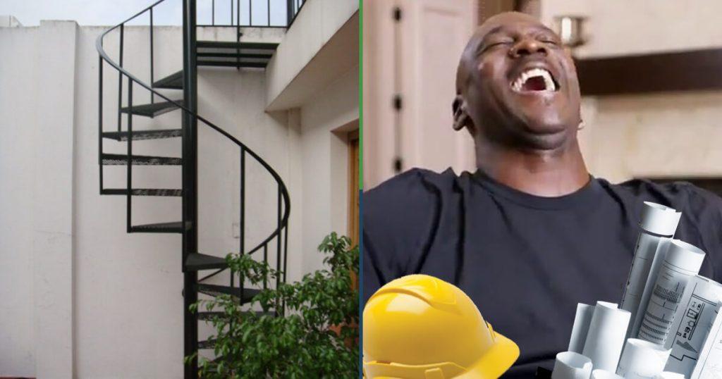 Arquitectos que construyen escaleras de caracol fueron sacados del infierno: estudio