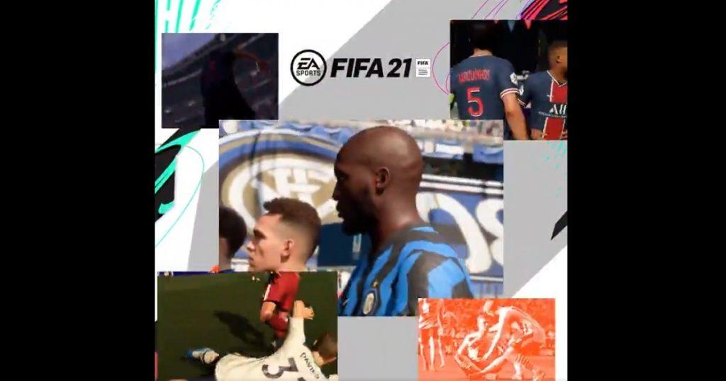 ¡Al fin! FIFA 21 revela tráiler con gameplay, mira sus nuevas características (VIDEO)