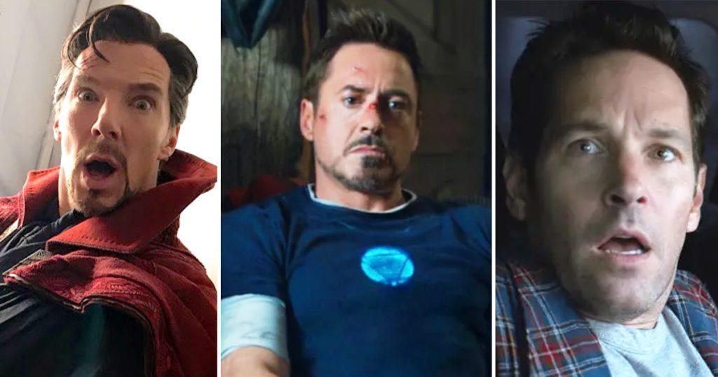 Te explicamos por qué Iron Man, Doctor Strange y Ant-Man son el mismo personaje