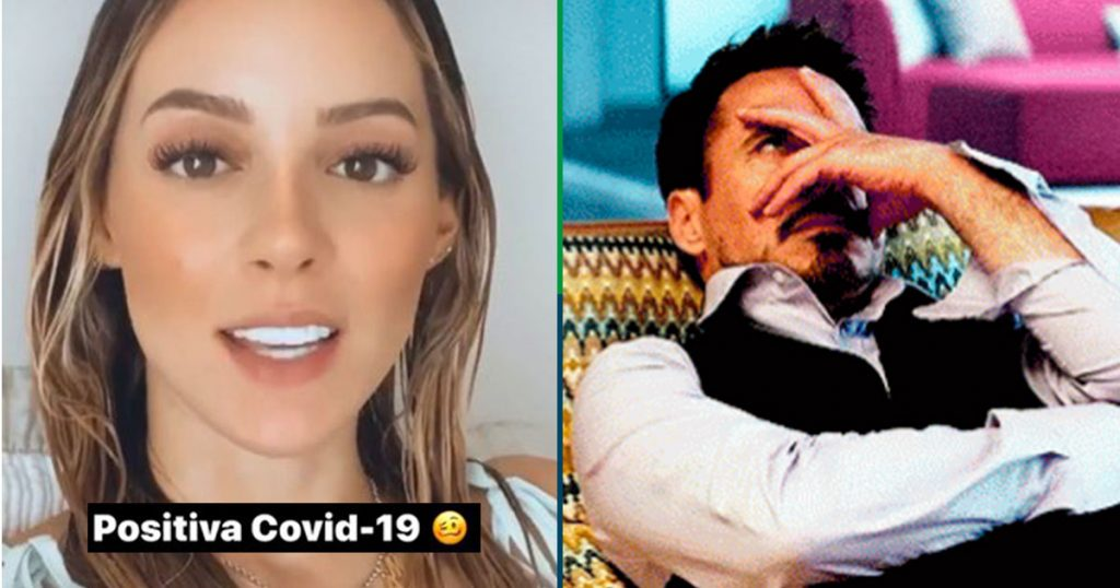 Mariana Rodríguez dio positivo en covid_19 y puede que haya contagiado a todo mundo