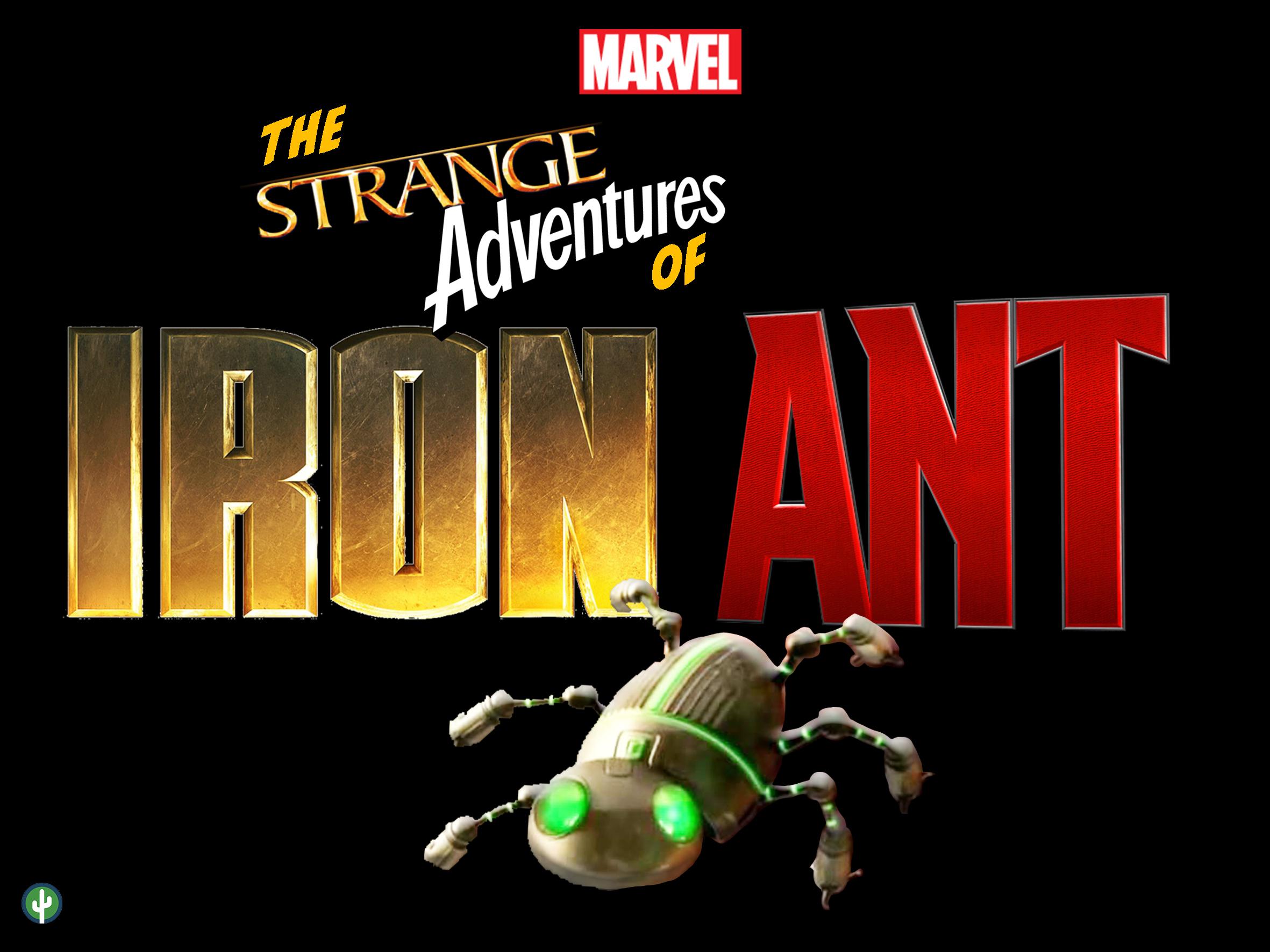 Marvel Iron Man Doctor Strange Antman Poster Meme