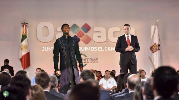 Oaxaca Wakanda Alejandro Murat