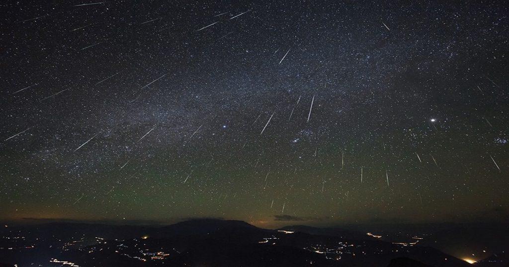 Perseidas 2020: cuándo y a qué hora se pone chido el cielo con la lluvia de estrellas