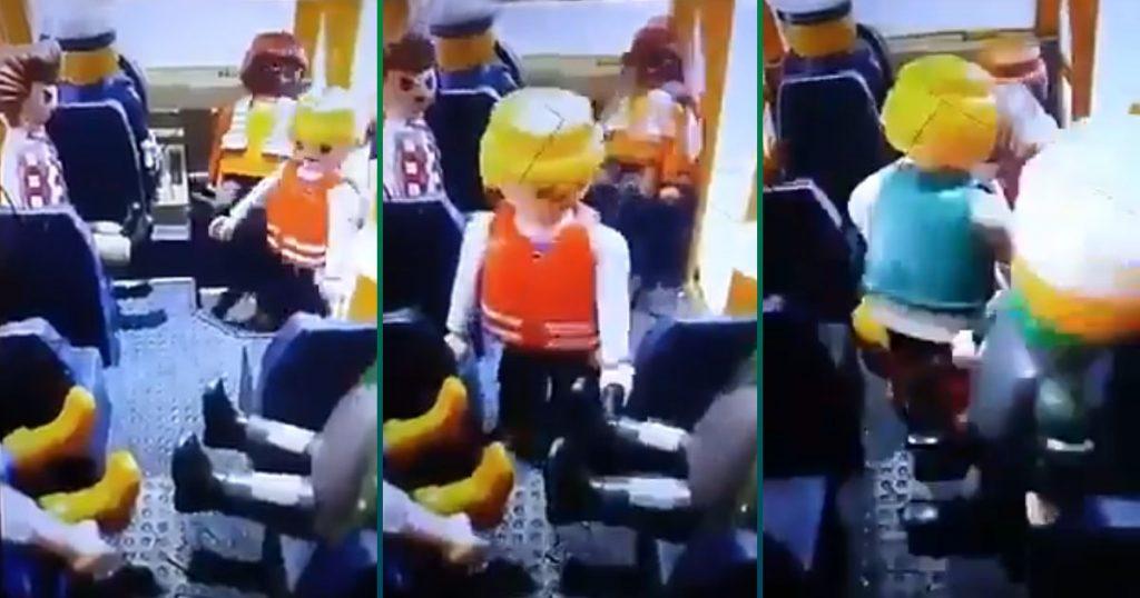 Ya salió la versión Playmobil del ladrón de la combi y el 2020 por fin nos sonríe