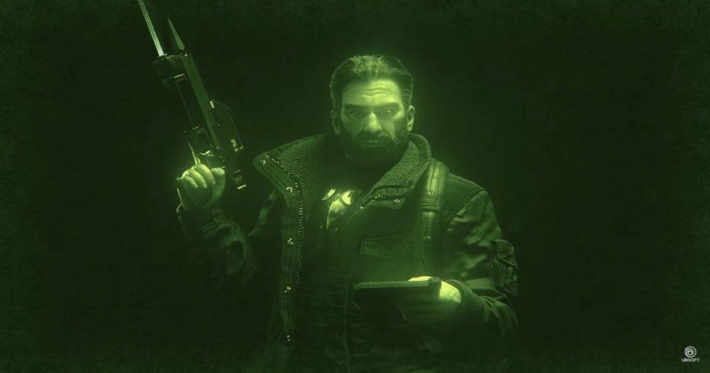 Rainbow Six Siege y Splinter Cell se unen para dar vida a Sam Fisher (VIDEO)