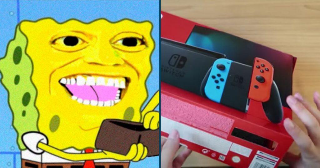 Joven que le debe 12 mil pesos al SAT no sabe si comprarse el Switch o esperar al Play 5
