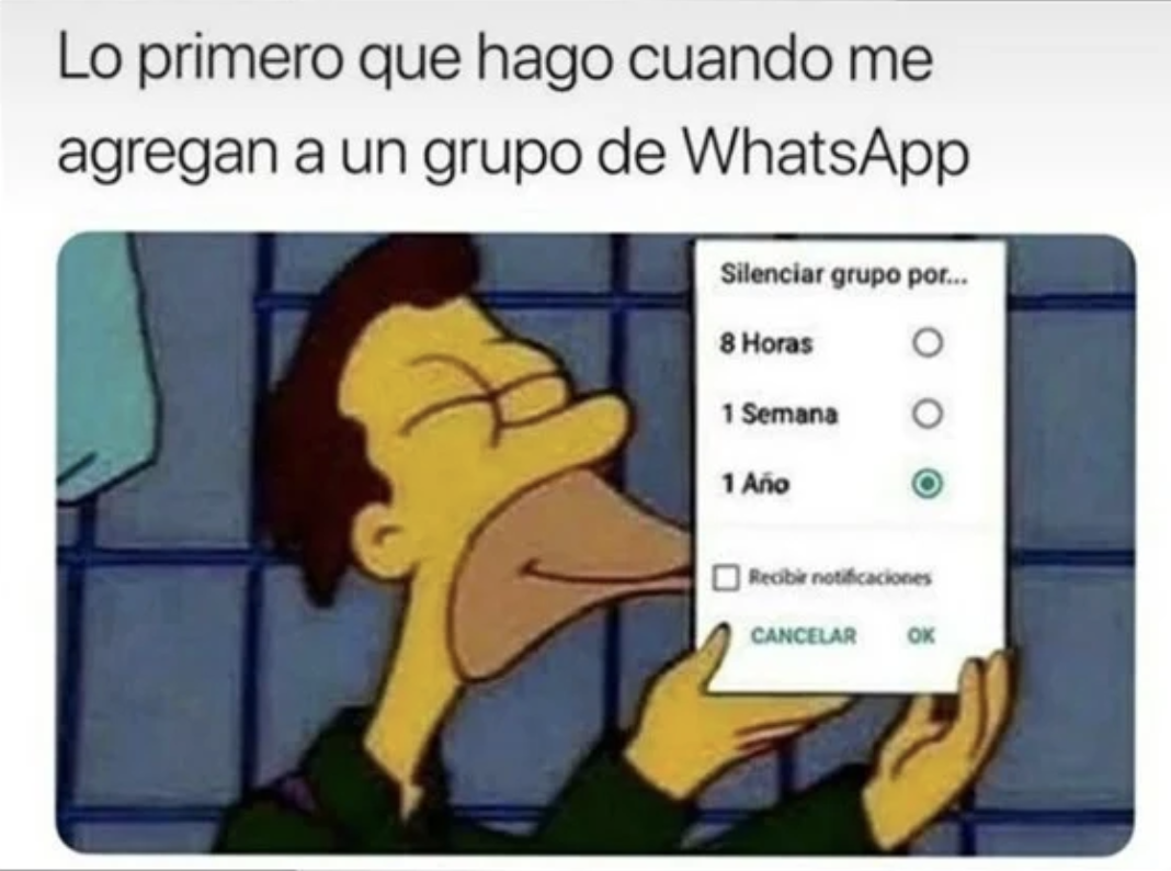 WhatsApp meme