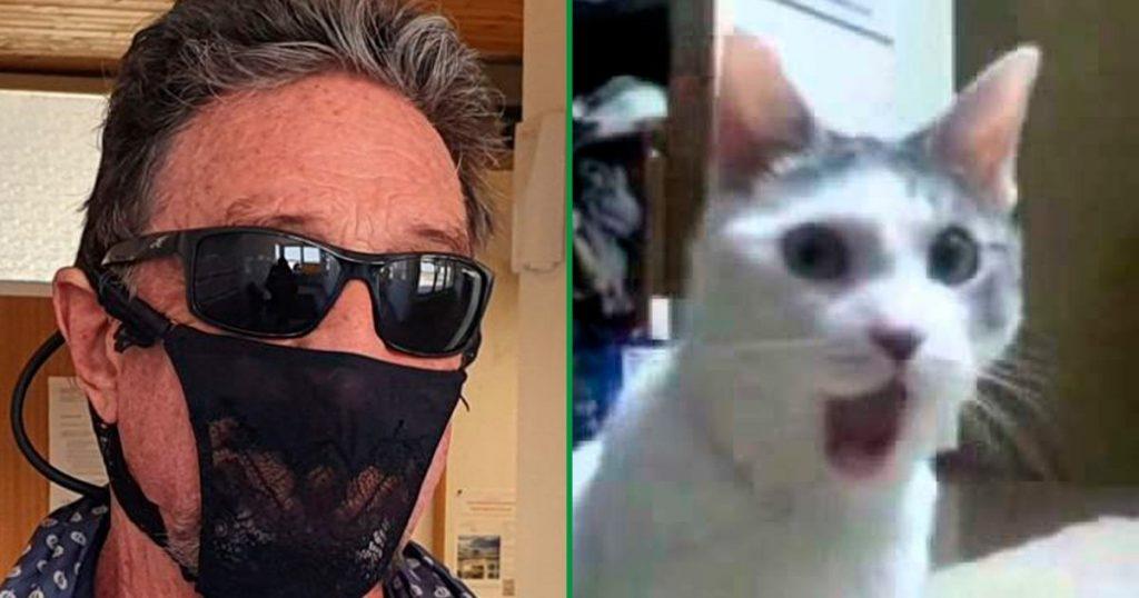 tapabocas John McAfee es detenido por usar ropa interior