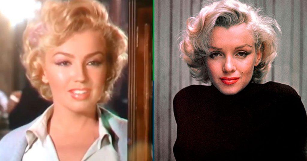 Ay mi corazón: Thalía se disfrazó de Marilyn Monroe y quedó mejor que la original