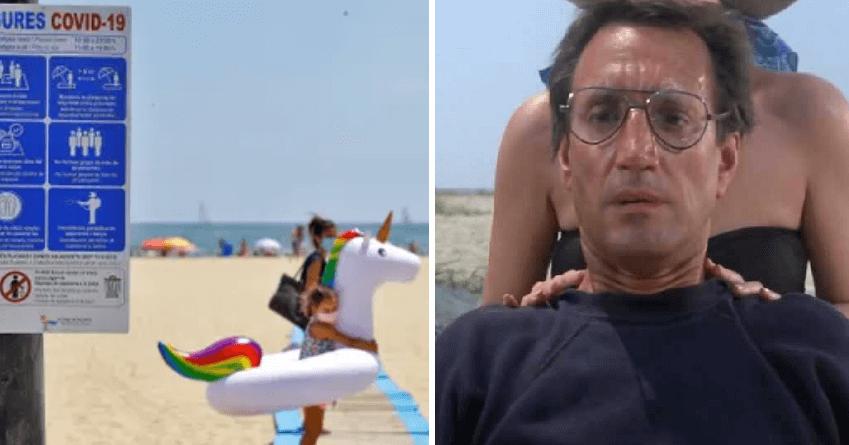 8 cosas de la película 'Tiburón' que son idénticas a esta cuarentena