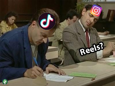 TikTok Instagram Reels Meme