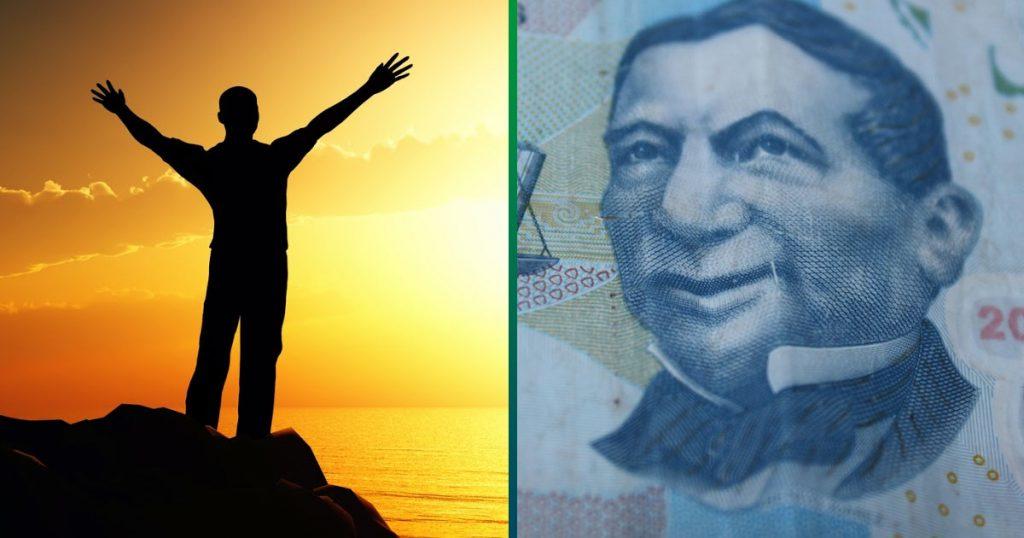 Egresado de Filosofía y Letras logra ganar sus primeros veinte pesos