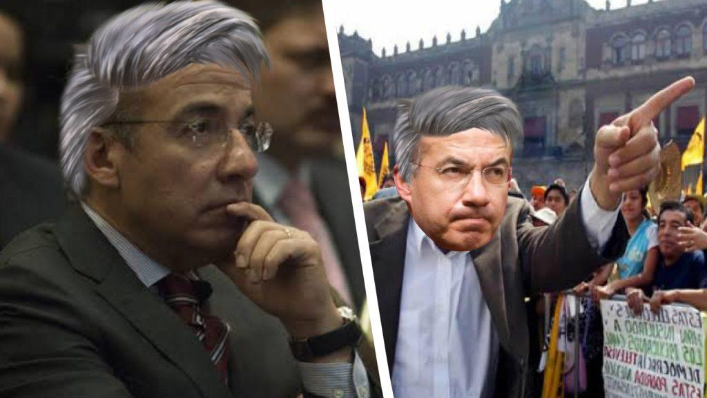 """Calderón asegura ser víctima de complot. """"Vote by vote"""" exigen whitexicans"""