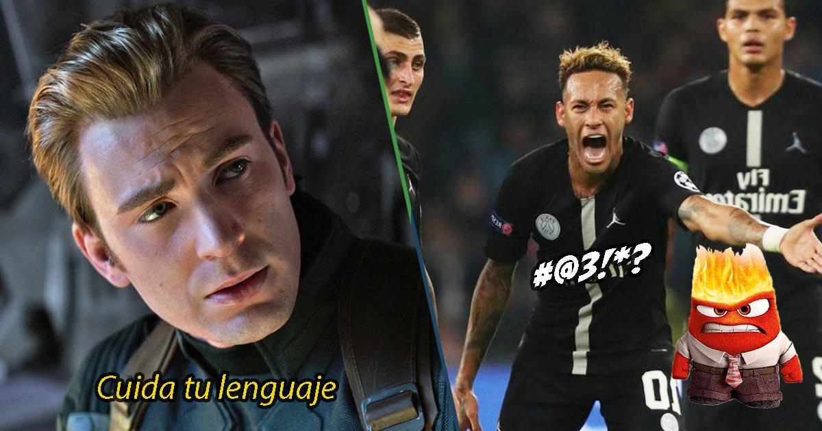 Cover Neymar Grocerías Racista Suspensión