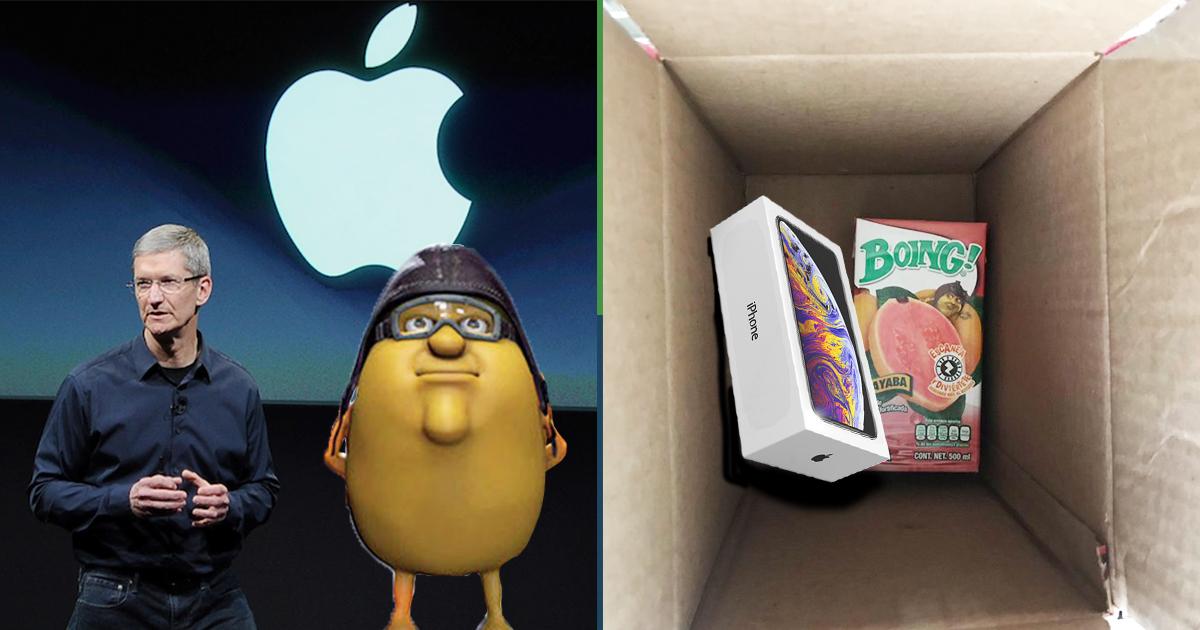 Apple iPhone Sears Boing de Guayaba