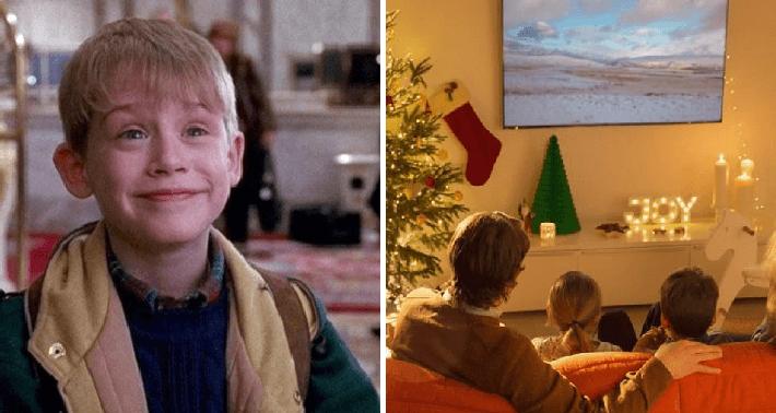 ¿Querías películas de Navidad todos los días? Pues ya puedes verlas todos los días